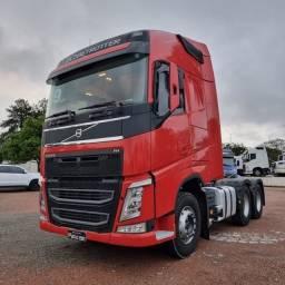 Título do anúncio: Caminhão Volvo FH540 Cavalo Traçado 6X4 2019 - FH 540