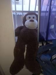 Título do anúncio: Vendo macaco de pelúcia