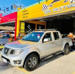 Título do anúncio: Nissan Frontier 2.5 Turbo Diesel Attack