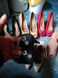 Título do anúncio: Sapatos femininos de salto alto