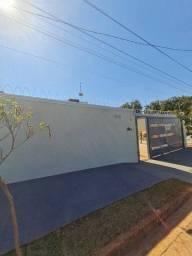 Lindíssima Casa Nova com Amplo Terreno  Bairro Seminário - Campo Grande - MS