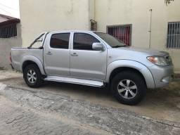 Título do anúncio: Toyota Hilux CD 2.5 turbo diesel 2007 4x4