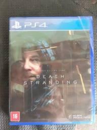 PS4 CALL OF DUTY, DEARTH STRANDING Cada
