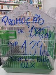 GAIOLA BRAGANÇA 139,00