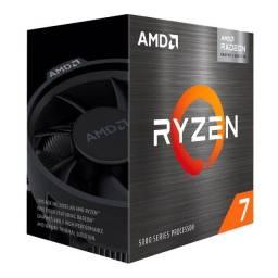 Título do anúncio: Processador AMD Ryzen 7 5700G - Novo, com Garantia