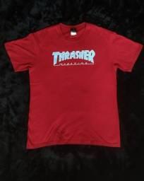 Camiseta Thrasher Magazine Outlined