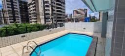 Apartamento para venda tem 112 metros quadrados com 3 quartos em Ponta Verde - Maceió - AL