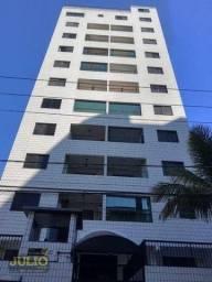 Título do anúncio: Apartamento a 1 Quadra da Praia com vista para o Mar Em Praia Grande