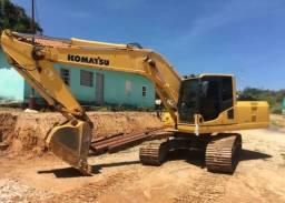 Título do anúncio: Escavadeira hidráulica Komatsu #Com sinal de 17.500,00 + Parcelas .
