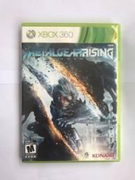 Vendo jogo metal gear rising de xbox 360 original usado