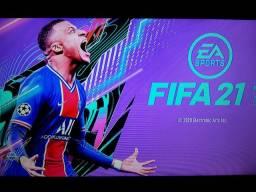 FIFA 21 DIGITAL EM PORTUGUÊS PARA PLAYSTATION 3 DESTRAVADO