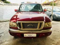 Título do anúncio: Ranger 2008 XLT C.Dupla, Kit Gas 20m, Excelente pra Trabalhar!!! Barato!!!