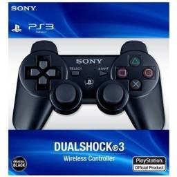 Controle de PS 3 Novo na embalagem
