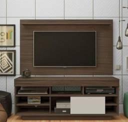 Título do anúncio: rack com painel para tv ate 50 novo