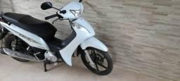 Honda biz único dono 2016 completa