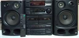Micro System Sony FH B-500 Funcionando tudo revisado