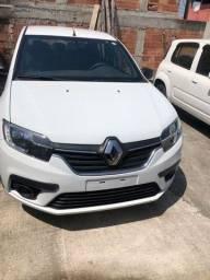Título do anúncio: Renault Logan 1.0 Life MT 2021