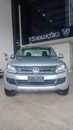 Título do anúncio: VW/Amarok CS 4x4 diesel 2014 novíssima!!