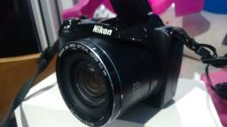 Título do anúncio: Camera Nikon zeradinha