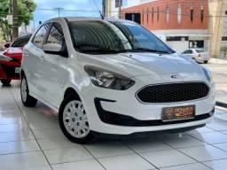 Ford ka automático 2019 único dono estado de zero