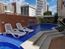 Apartamento para venda possui 105 metros quadrados com 3 quartos em Ponta Verde - Maceió -