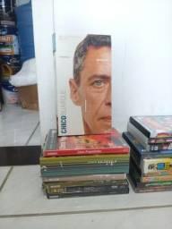 Dvd música (coleção Chico Buarque)