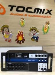 Mesa De Som Digital Soundcraft Ui16 Original 1 Ano Garantia