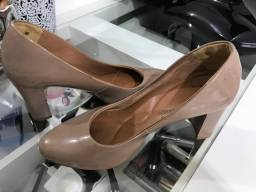 Sapato mude usado