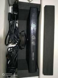 Xbox 360 + Kinect + 2 controles + jogos originais/ler descrição