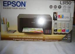 Impressora EPSON L3150 NOVA NA CAIXA