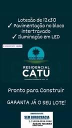 Título do anúncio: Loteamento no Catu em Aquiraz nas margens da CE-040 !