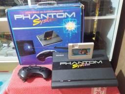 phantom system completo na caixa !!!