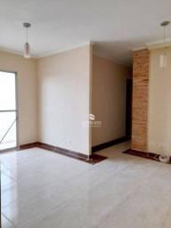 Título do anúncio: Apartamento com 2 dormitórios para alugar, 62 m² por R$ 1.200,00/mês - Ponte Sao Joao - Ju