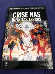 Título do anúncio: Crise nas Ininitas Terras
