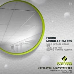 Forro modular EPS