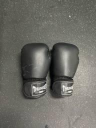 Luva box ou muay thai