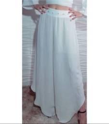 Calça Pantalona Off White