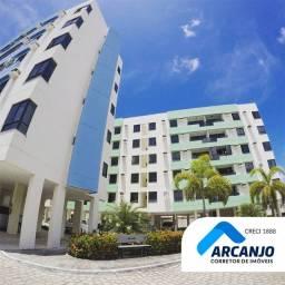 Ótimo Apartamento - 80,35m², 3/4 Sendo 2 Suítes, Sala de Estar/Jantar, Varanda - Centro