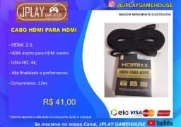 Cabo HDMi 2.0 3m