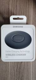 Carregador rápido sem fio da Samsung