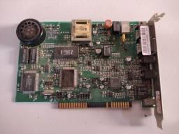 Placa Fax Modem U.s Robotics 56k Pentium 286 386 486