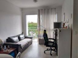 Título do anúncio: Apartamento, Residencial Tangará, com 1 dormitório para alugar, 46 m² por R$ 1.100/mês - J