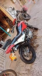 Título do anúncio: Bros 150 moto filé