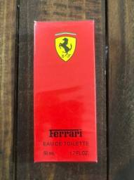Perfume Ferrari Red Eua de Toilette 50ml