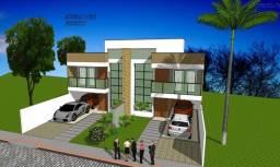 CASA DUPLEX EM CONSTRUÇÃO 220 m2, A 500 METROS DA PRAÇA DE DOMINGOS MARTINS