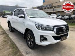 Título do anúncio: Toyota Hilux 2019 2.8 srx 4x4 cd 16v diesel 4p automático