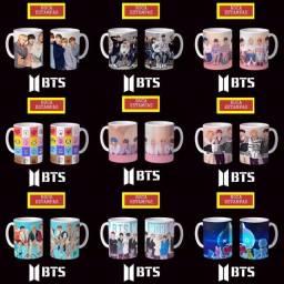 Título do anúncio: Canecas e Camisetas BTS