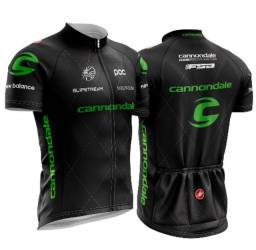 Camisa ciclismo Cannondale