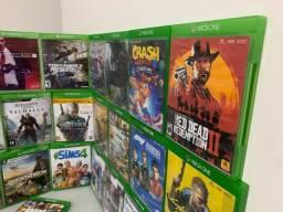 Título do anúncio: Jogos Xbox one e series