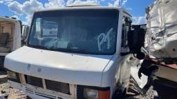Cabine do Caminhão 914